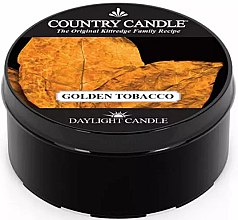 Düfte, Parfümerie und Kosmetik Duftkerze Daylight Golden Tobacco - Country Candle Golden Tobacco