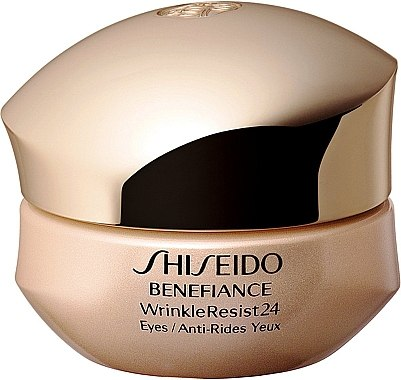 Intensive Anti-Falten Augenkonturcreme - Shiseido Benefiance WrinkleResist24 Intensive Eye Contour Cream — Bild N1