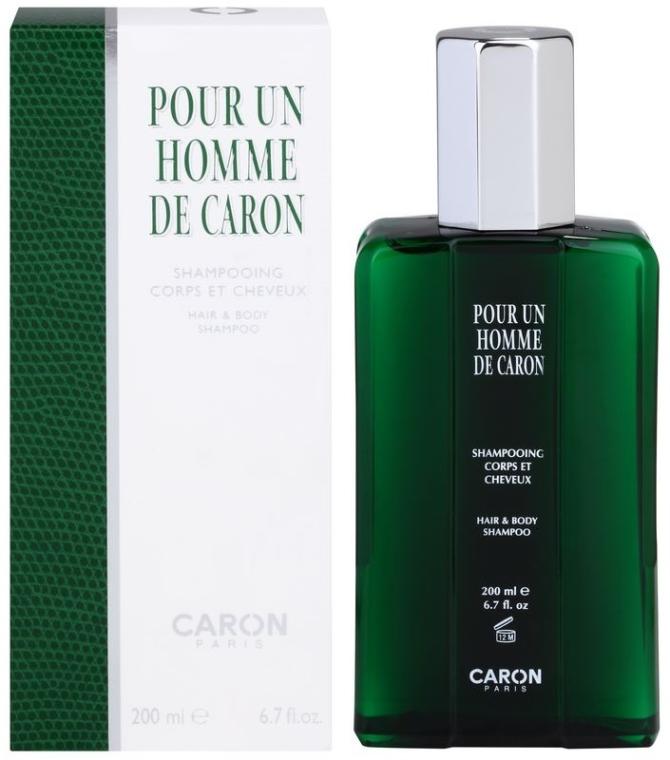 Caron Pour Un Homme de Caron - Shampoo für Haar und Körper — Bild N1