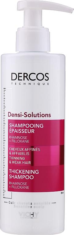 Shampoo für dünnes Haar - Vichy Dercos Densi-Solutions Shampoo