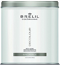 Düfte, Parfümerie und Kosmetik Aufhellender Haarpuder - Brelil Colorianne Prestige Decolorante Balayage Bleaching Powder