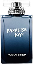 Düfte, Parfümerie und Kosmetik Karl Lagerfeld Paradise Bay Pour Homme - Eau de Toilette
