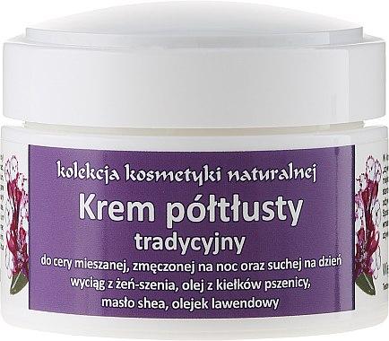 Bleichcreme mit ätherischem Lavendelöl und Sibirischem Ginseng - Fitomed Vanishing Classic Cream — Bild N1