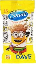 Düfte, Parfümerie und Kosmetik Fuchttücher Dave Minions - Smile Ukraine Baby