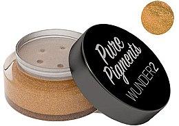 Düfte, Parfümerie und Kosmetik Augenpigmentpuder - Wunder2 Pure Pigments