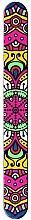Düfte, Parfümerie und Kosmetik Nagelfeile Ethno 77012 blau-rosa - Top Choice