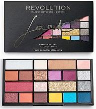 Düfte, Parfümerie und Kosmetik Lidschattenpalette - Makeup Revolution X Jack Eye Shadow Palette