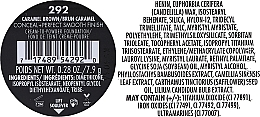 Cremige Puder-Foundation mit mattem Finish - Milani Conceal + Perfect Smooth Finish Cream To Powder — Bild N2