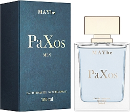 Christopher Dark MAYbe PaXos Men - Eau de Toilette — Bild N1