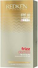 Düfte, Parfümerie und Kosmetik Anti-Frizz Pflegetücher für feines Haar mit Lavendelöl - Redken Frizz Dismiss Fly-Away Fix Sheets 10 FPF