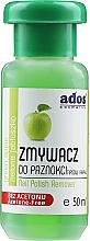 Düfte, Parfümerie und Kosmetik Nagellackentferner Grüner Apfel - Ados Nail Polish Remover