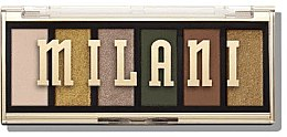 Düfte, Parfümerie und Kosmetik Lidschattenpalette - Milani Most Wanted Palettes