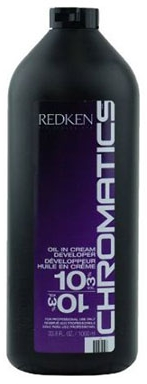 Entwicklerlotion - Redken Chromatics Developer 10 vol — Bild N1