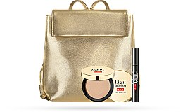 Düfte, Parfümerie und Kosmetik Make-up Set - Pupa All in One & Light Infusion 2019 (Wimperntusche 9g + Highlighter 4g + Kosmetiktasche)