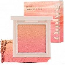 Düfte, Parfümerie und Kosmetik Gesichtsrouge - Holika Holika Ombre Blush Shading