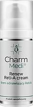 Düfte, Parfümerie und Kosmetik Erneuernde Gesichtscreme mit Retinol - Charmine Rose Charm Medi Renew Reti-A Cream