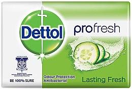 Düfte, Parfümerie und Kosmetik Erfrischende antibakterielle Seife mit Gurkenextrakt - Dettol Anti-bacterial Lasting Fresh Soap