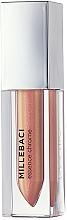 Düfte, Parfümerie und Kosmetik Langanhaltender Lippenstift - NoUBA Millebaci Essence Chrome
