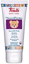 Düfte, Parfümerie und Kosmetik Flüssiges Talkum mit Reisstärke für Babys - Trudi Baby Care Talco Fluido