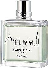 Düfte, Parfümerie und Kosmetik Oriflame Born To Fly For Him - Eau de Toilette