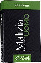 Mirato Malizia Uomo Vetiver - After Shave Lotion — Bild N2