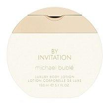 Düfte, Parfümerie und Kosmetik Michael Buble By Invitation - Körperlotion