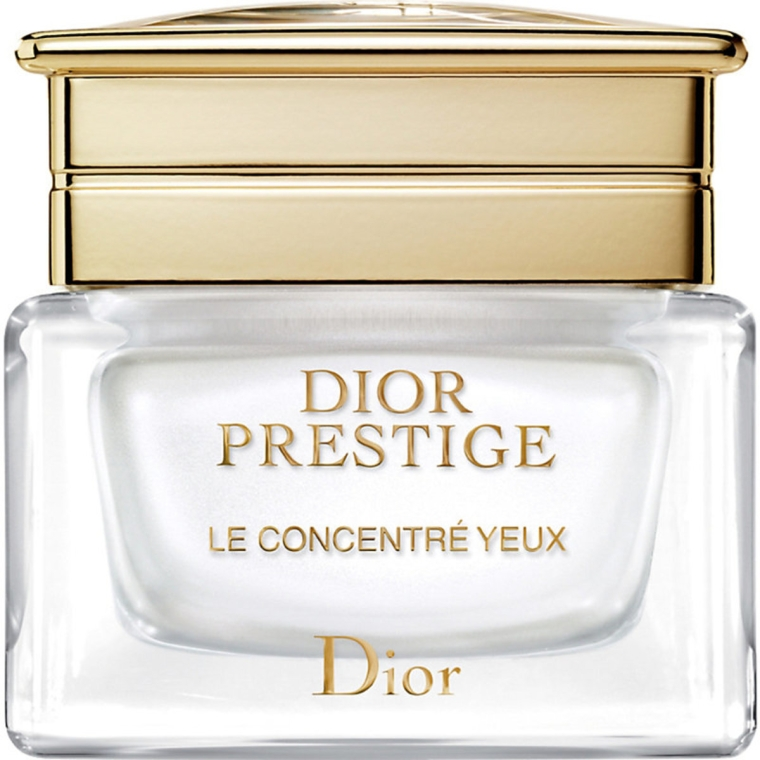 Augenkonturcreme - Dior Prestige Le Concentre Eye Cream — Bild N1