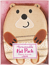 Düfte, Parfümerie und Kosmetik Wärmekissen Harry Der flauschig weiche Igel - Bomb Cosmetics Harry the Hedgehog Body Warmer