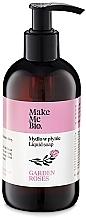 Düfte, Parfümerie und Kosmetik Flüssige Handseife Garden Roses - Make Me Bio Garden Roses Soap