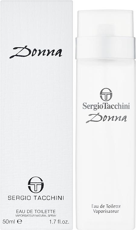 Sergio Tacchini Donna - Eau de Toilette  — Bild N2