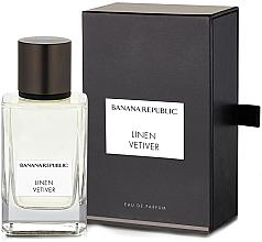 Düfte, Parfümerie und Kosmetik Banana Republic Linen Vetiver - Eau de Parfum