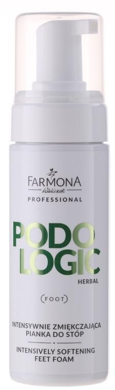 Intensiver aufweichender Fußschaum - Farmona Intensive Softening Foot Foam