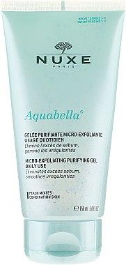 Gesichtsreinigungsgel - Nuxe Aquabella Micro-Exfoliating Purifying Gel — Bild N1