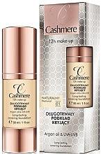 Düfte, Parfümerie und Kosmetik Langlebige Foundation - Dax Cashmere 12h Make-up Long-lasting Covering Foundation