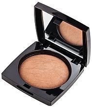 Düfte, Parfümerie und Kosmetik Cremiger Highlighter - Hean Luxury Sun of Egypt Baked Powder