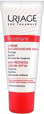 Anti-Rötungen Gesichtscreme für empfindliche Haut SPF 30 - Uriage Roseliane Anti-Redness Cream SPF30 — Bild N1