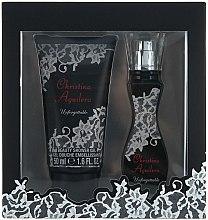 Düfte, Parfümerie und Kosmetik Christina Aguilera Unforgettable - Duftset (Eau de Parfum 15ml + Duschgel 50ml)