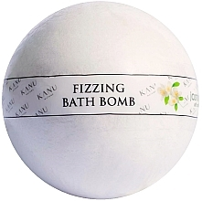 Düfte, Parfümerie und Kosmetik Badebombe Jasmin - Kanu Nature Fizzing Bath Bomb Jasmine