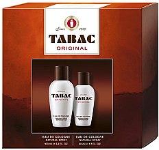 Düfte, Parfümerie und Kosmetik Maurer & Wirtz Tabac Original - Kosmetikset (Eau de Cologne/100ml + Eau de Cologne/50ml)