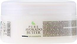100% natürliche Avocadobutter für Körper und Gesicht - Hristina Cosmetics Sezmar Collection — Bild N2