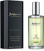 Düfte, Parfümerie und Kosmetik Baldessarini Recharge edcs - Eau de Cologne