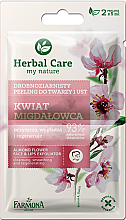 Düfte, Parfümerie und Kosmetik Feinkörniges Gesichts- und Lippenpeeling mit Mandelblüten - Farmona Herbal Care