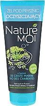 Düfte, Parfümerie und Kosmetik Erfrischendes Duschgel mit Fenchel - Nature Moi Shower Gel