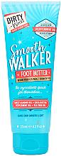 Düfte, Parfümerie und Kosmetik Fußbutter mit süßem Mandel- und Pfefferminzöl - Dirty Works Smooth Walker Foot Butter