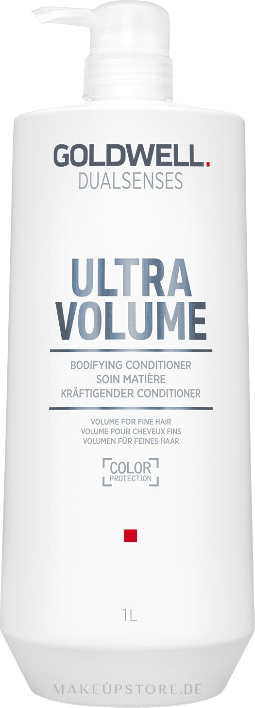 Volumen-Haarspülung für feines Haar - Goldwell Dualsenses Ultra Volume Bodifying Conditioner — Bild 200 ml