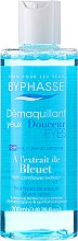 Düfte, Parfümerie und Kosmetik Augen-Make-up Entferner - Byphasse Gentle Eye Make-up Remover