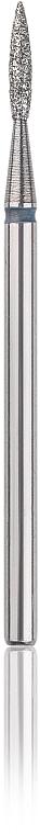 Nagelfräser Flame 1,6 mm XL blau - Head The Beauty Tools — Bild N1