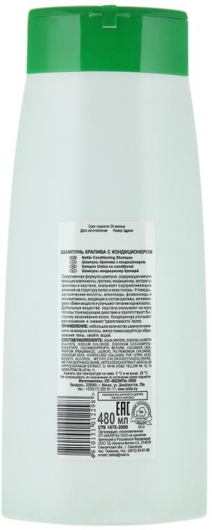 Shampoo und Conditioner mit Brennnessel - Bielita Shampoo — Bild N2