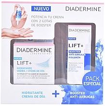 Düfte, Parfümerie und Kosmetik Gesichtspflegeset - Diadermine Lift + Booster Hialuronic Set (Gesichtscreme 50ml + Gesichtsbooster 15ml)