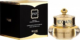 Düfte, Parfümerie und Kosmetik Regenerierende Creme für die Haut rund um die Augen mit Peptiden - Recare PXF Expression Lines Eye Cream